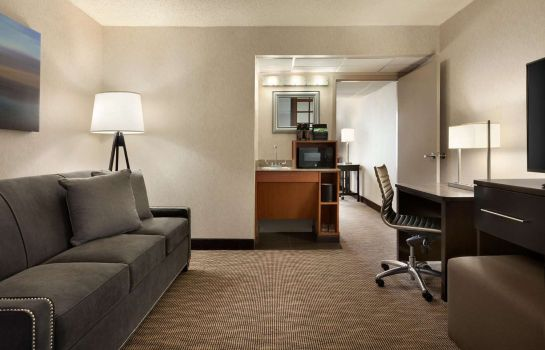 Kamers Embassy Suites by Hilton Oklahoma City Will Rogers Airport