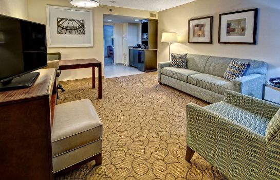 Room Embassy Suites by Hilton Memphis