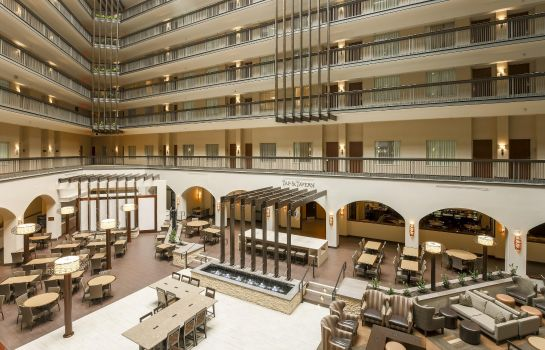 Lobby Embassy Suites by Hilton Dallas Love Field