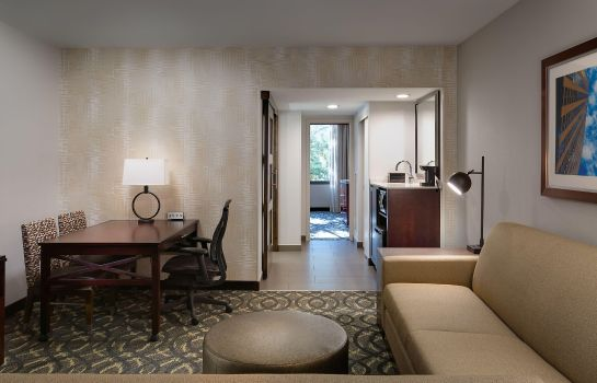 Suite Embassy Suites by Hilton Dallas Love Field