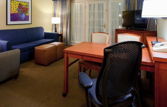 Suite Embassy Suites by Hilton San Antonio NW I-10