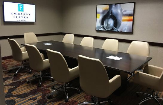 Conference room Embassy Suites by Hilton Seattle North Lynnwood