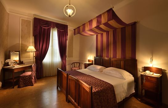 Junior Suite Grande Albergo Ausonia & Hungaria Wellness & SPA