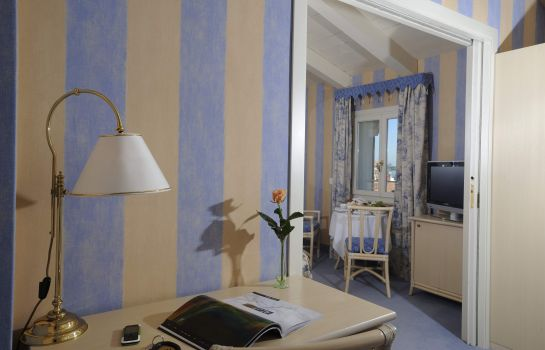 Suite Grande Albergo Ausonia & Hungaria Wellness & SPA