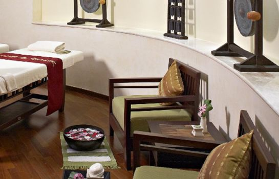 Massageraum Grande Albergo Ausonia & Hungaria Wellness & SPA
