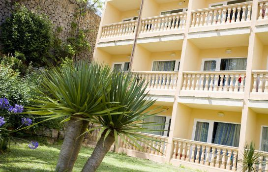 Ogród SENTIDO Porto Soller - Adults Only