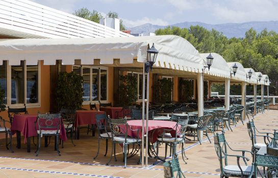 Taras SENTIDO Porto Soller - Adults Only