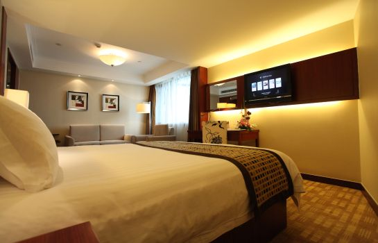 Single room (superior) Ocean Hotel Shanghai
