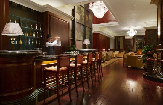 Hotel-Bar InterContinental Hotels SHANGHAI RUIJIN
