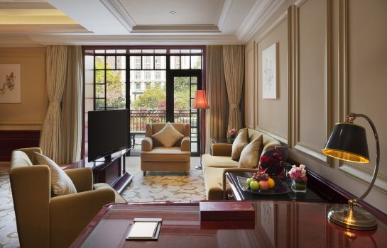 Suite InterContinental Hotels SHANGHAI RUIJIN