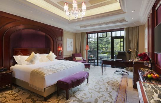 Zimmer InterContinental Hotels SHANGHAI RUIJIN