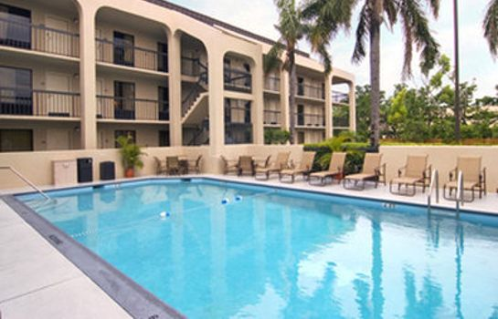 Außenansicht Quality Inn West Palm Beach