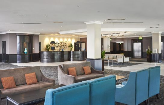 Lobby DoubleTree by Hilton Coventry