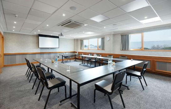 Conference room DoubleTree by Hilton Coventry