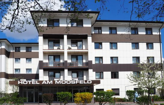 Exterior view Hotel Am Moosfeld