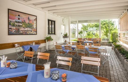 Terrasse Hotel Am Moosfeld