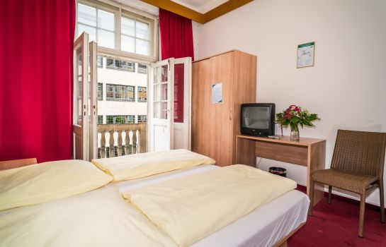 Doppelzimmer Komfort Smart Stay Hotel Station