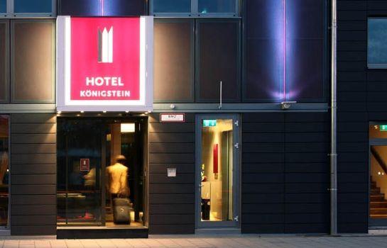 Hotel Königstein in München – HOTEL DE