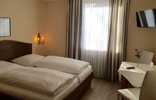 Double room (standard) Sollner Hof