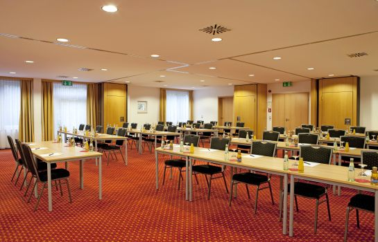 Tagungen Quality Hotel & Suites Muenchen Messe
