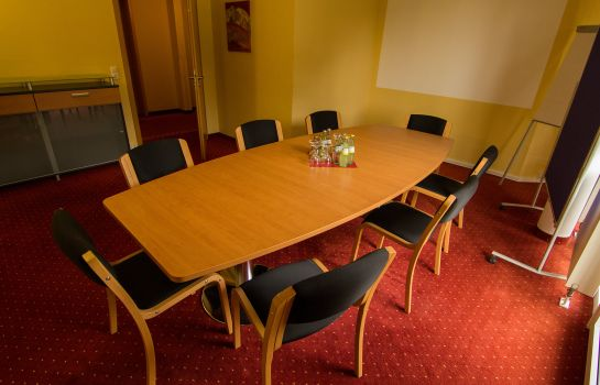 Besprechungszimmer Quality Hotel & Suites Muenchen Messe