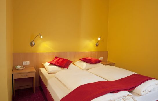 Doppelzimmer Standard Quality Hotel & Suites Muenchen Messe