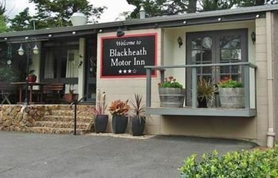 Informacja Blackheath Motor Inn