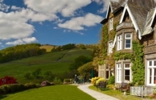 Exterior view Holbeck Ghyll Country House Hotel