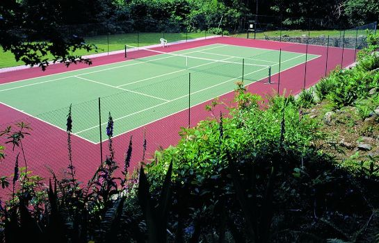 Tennis court Holbeck Ghyll Country House Hotel