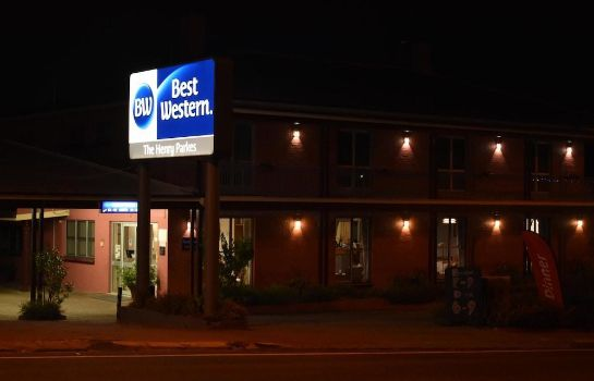 Empfang Best Western The Henry Parkes Tenterfield