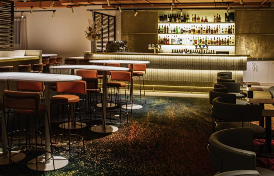 Bar del hotel Pullman Melbourne on Swanston