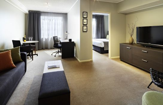 Suite The Swanston Hotel Melbourne Grand Mercure