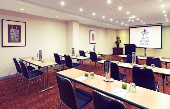 Conference room The Swanston Hotel Melbourne Grand Mercure