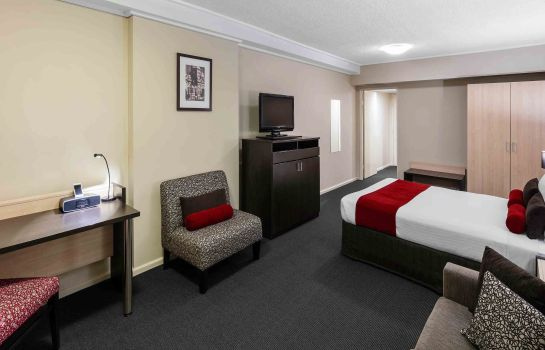 Standard room The Swanston Hotel Melbourne Grand Mercure