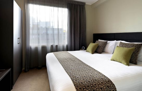 Room The Swanston Hotel Melbourne Grand Mercure