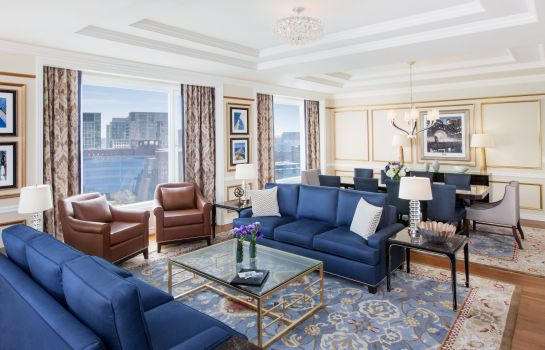 Suite Boston Harbor Hotel