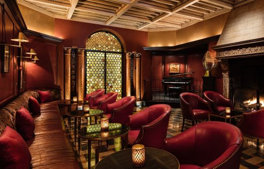 Hotel bar Rosewood Mansion on Turtle Creek Rosewood Mansion on Turtle Creek