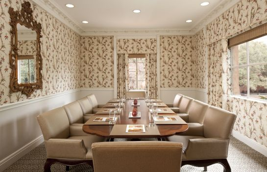 Conference room Rosewood Mansion on Turtle Creek Rosewood Mansion on Turtle Creek