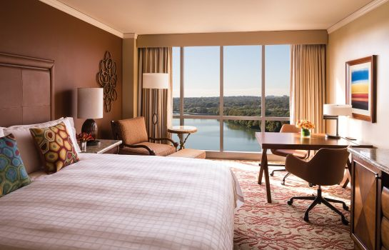 Kamers Four Seasons Hotel Austin
