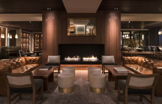 Hotelbar Four Seasons Hotel Houston