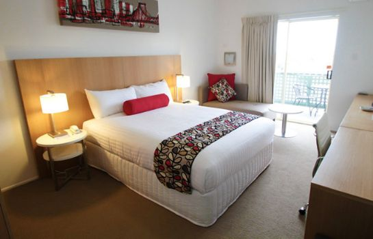 Zimmer BEST WESTERN GREGORY TERRACE BRISBANE