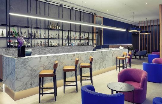 Bar del hotel Mercure Hotel Perth