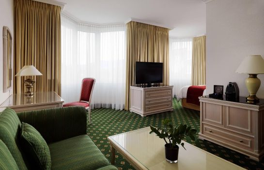 Suite Heidelberg Marriott Hotel