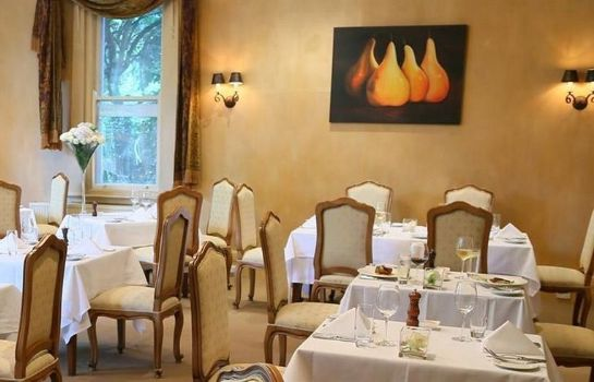 Restaurante Milton Park Country House Hotel & Spa