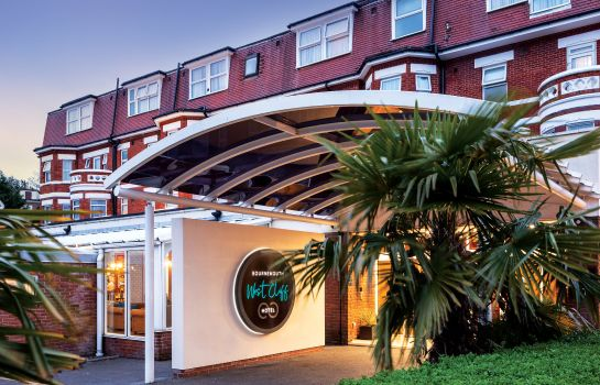 Exterior view Bournemouth West Cliff Hotel
