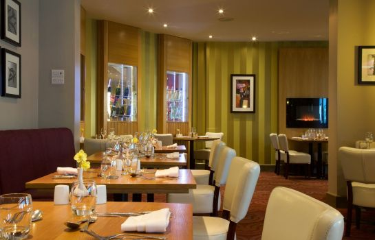 Restaurant Bournemouth West Cliff Hotel