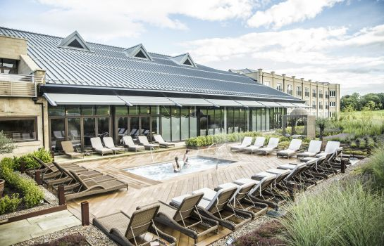 Bain bouillonnant Ramside Hall Hotel Golf & Spa