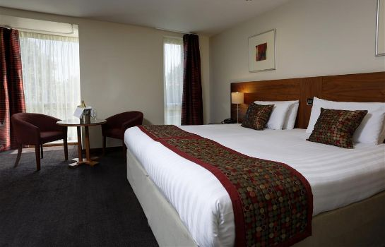 Room BEST WESTERN KINGS MANOR HOTEL