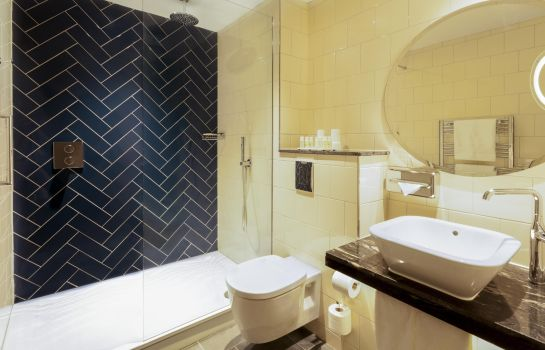 Bagno in camera Hotel Indigo EDINBURGH - PRINCES STREET