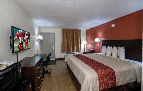 Zimmer Red Roof Inn Fort Myers